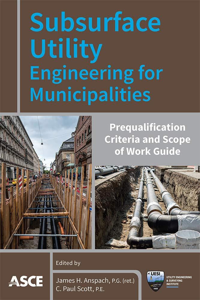 SUE for Municipalities Cover